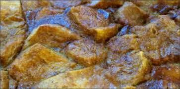 umpkin Bread Pudding