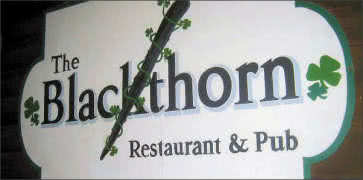 Blackthorn Restaurant and Pub in Buffalo