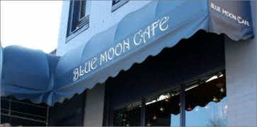 Blue Moon Cafe in Baltimore