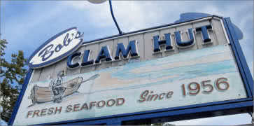 Bobs Clam Hut in Kittery