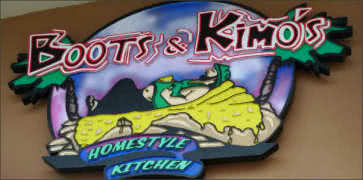 Boots and Kimos Homestyle Kitchen