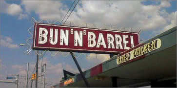 Bun n Barrel