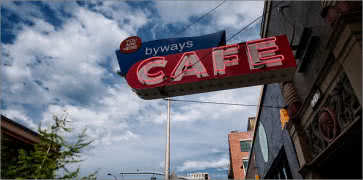 Byways Cafe in Portland