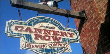 Cannery Row Brewing Company in Monterey