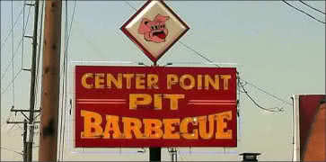 Center Point Barbecue