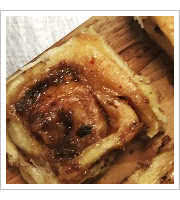 Bacon Cinnamon Buns at Miami Smokers