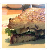 Brie Sandwich at Restaurant 415