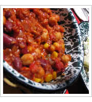 Chain Gang Chili at Jimtown Store