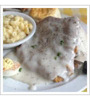 Chicken Fried Steak at Dish