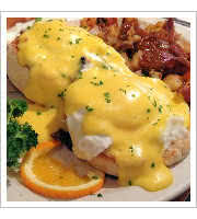 Crab Benedict at From Scratch