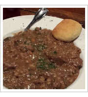Guinness Beef Stew at Culhanes Irish Pubs