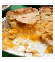 Mango Pie at Camilles on Wheels