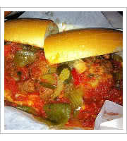 Meatball Sandwich at Eastside Market Italian Deli