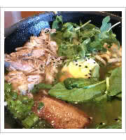 Pork Belly Ramen at Eight Noodle Shop