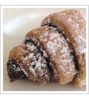 Rugelach at Shermans Deli and Bakery