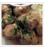 Swedish Meatballs at Smoque