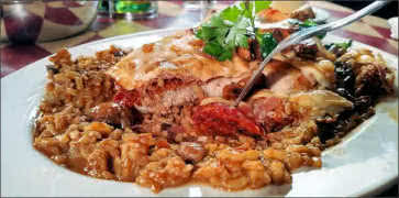 Veal Chop Cutlet