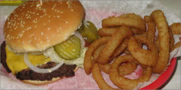 Duane Purvis All-American Burger