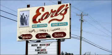 Earls Drive-In