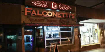 Falconettis East Side Grill in Vancouver
