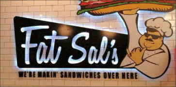 Fat Sals Deli in Los Angeles