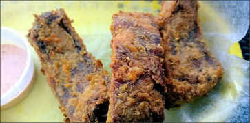 Chicken Fried Ribs