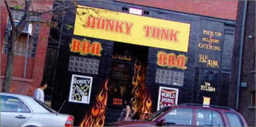 Honky Tonk BBQ in Chicago