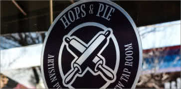 Hops and Pie in Denver