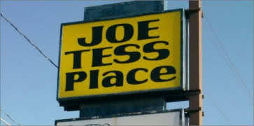 Joe Tess Place in Omaha