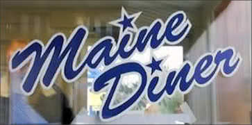 Maine Diner in Wells