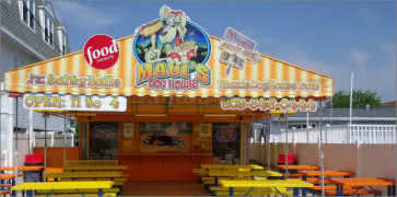 Mauis Dog House in Wildwood