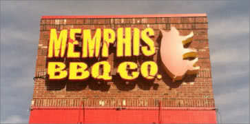 Memphis Barbecue Company in Horn Lake