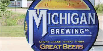 Michigan Brewing Company in Webberville