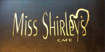 Miss Shirley's Cafe in Baltimore