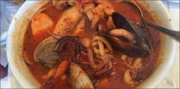 Cioppino - Sicilian Holiday Pasta