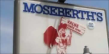 Moseberths Fried Chicken in Portsmouth