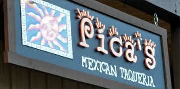 Picas Mexican Taqueria in Jackson Hole
