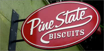 Pine State Biscuits in Portland