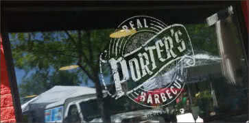 Porters Real Barbecue in Kennewick