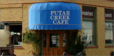 Putah Creek Cafe in Winters