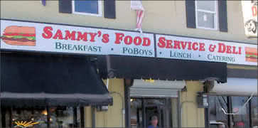 Sammys Food Service and Deli in New Orleans