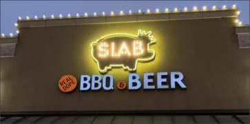 SLAB BBQ and Beer in Austin