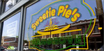 Sweetie Pies at the Mangrove in St. Louis