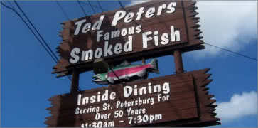 Ted Peters Famous Smoked Fish in South Pasadena