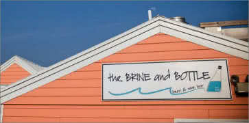 The Brine and Bottle in Nags Head