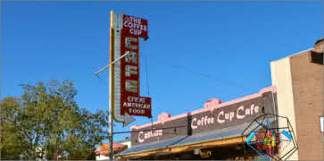 The Coffee Cup in Boulder City