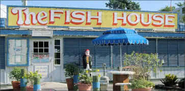 The Fish House in Key Largo