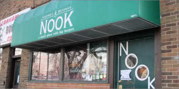 The Nook in St. Paul