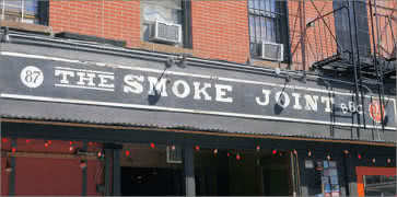 The Smoke Joint in Brooklyn