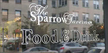 The Sparrow Tavern in Astoria